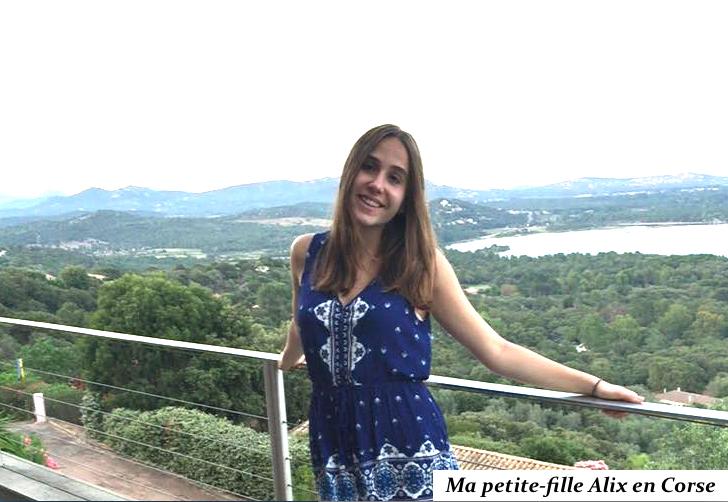 Alix en Corse